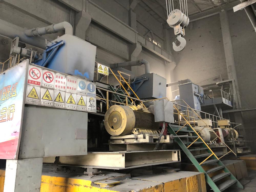 Transformation Equipment at Dazhong Mining © Xerafy