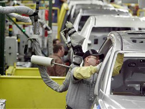 How US Automaker Enables Just-In-Time Assembly Line