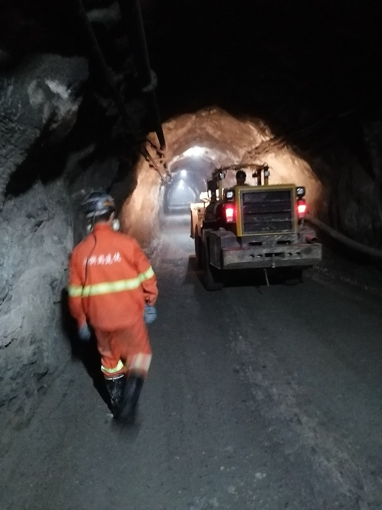 Mining environment © Xerafy