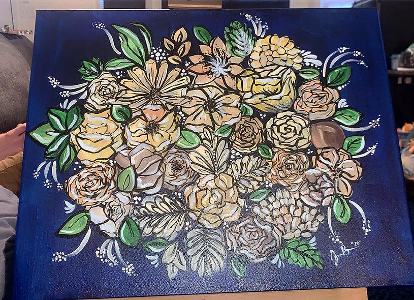 Custom 11x14 Stretched Canvas
