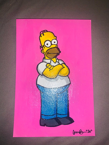 Custom 4x6 Canvas Postcards