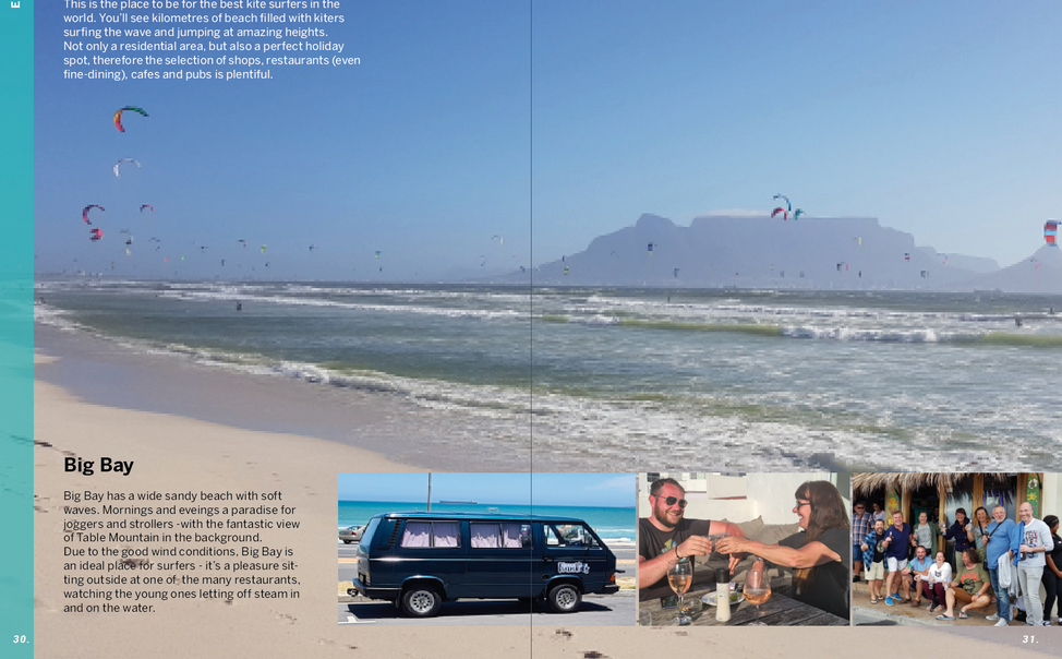 Excursions around Cape Town