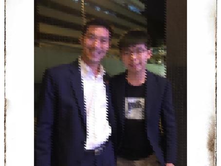 สถานทูตจีนตำหนินักการเมืองไทยยุ่งกลุ่มแยกฮ่องกง หลังโจชัว หว่อง โพสต์รูปคู่ ธนาธร
