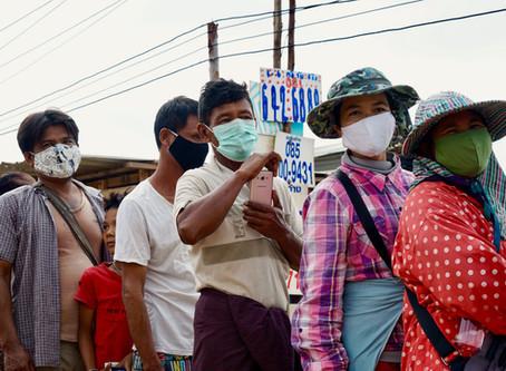 ความหวังคนจนในม่านหมอกโควิด-19 และความลำบากของแรงงานข้ามชาติในไทย