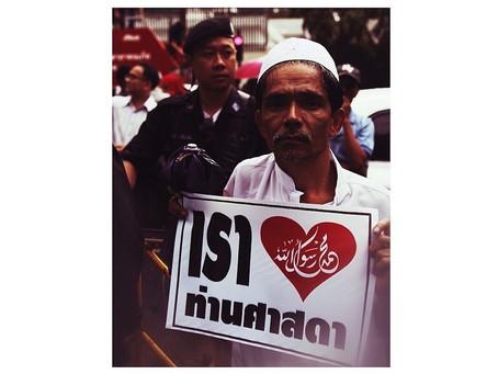 องค์กรปกป้องพระพุทธฯ เรียกร้อง หยุดสร้างมัสยิดทั่วประเทศ หากชายแดนใต้ไม่สงบ