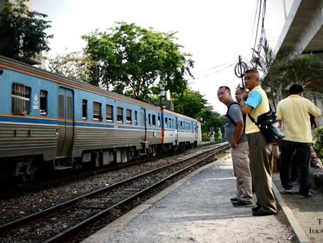 ย้ายพนักงานขายตั๋วรถไฟ ขอนแก่น เหตุขายตั๋วช้า ทำผู้โดยสารตกรถ