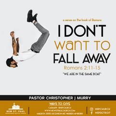 Church Sermon Flyer