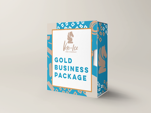 Gold Flyer Package