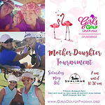 Mother Daughter Tournament - May 8th - S