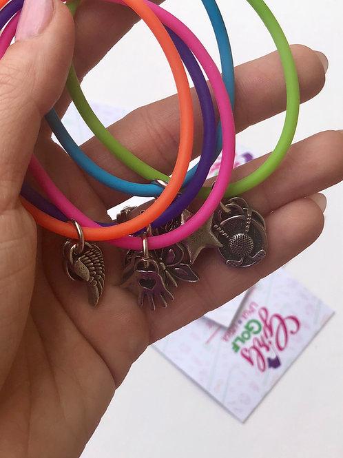 FULL SET of 5e's Bracelets {all 5}