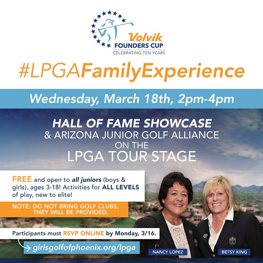 LPGA Family Experience (FREE)
