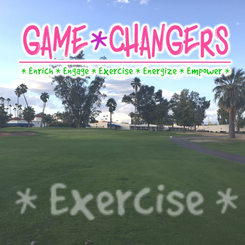 Game Changer: Exercise {w/Peggy}