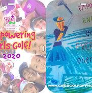 2020 Empowering Girls Golf - MEMBER {bag tag}