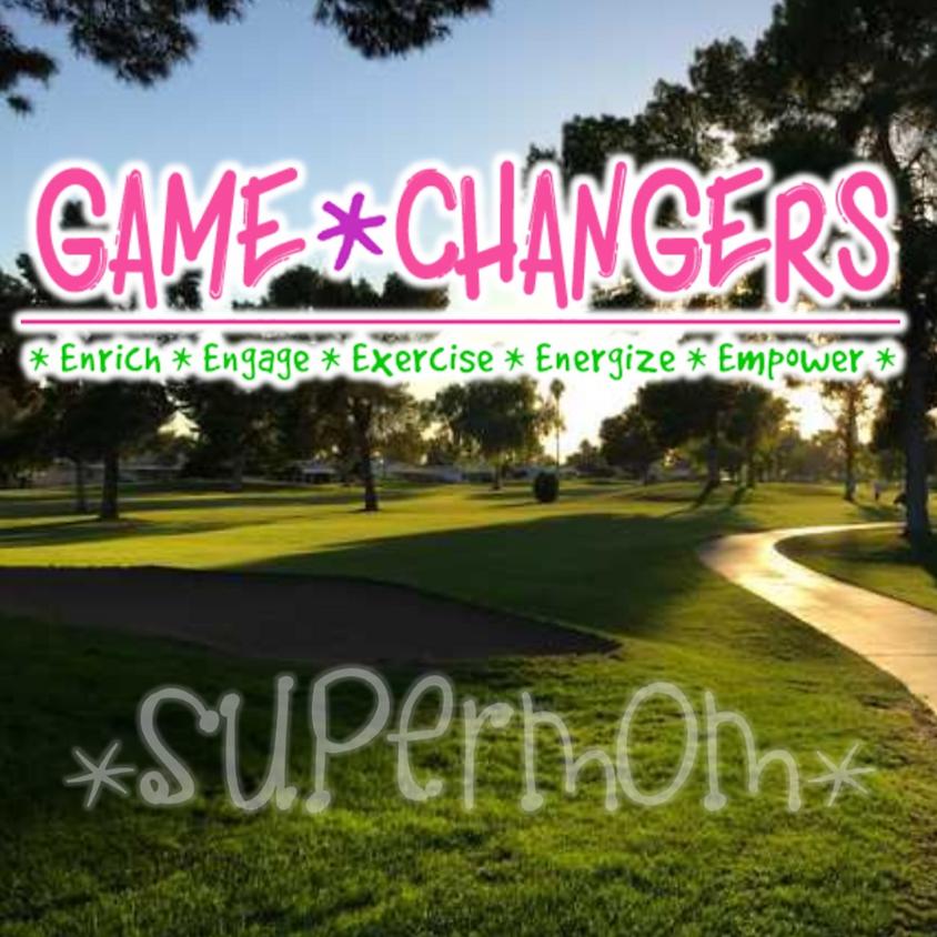 Game Changer: SUPERMOM
