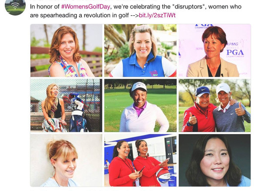 Meet the Disruptors: 22 Women who are Spearheading a Revolution in Golf