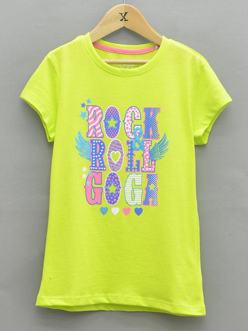 Playera Rock&Roll