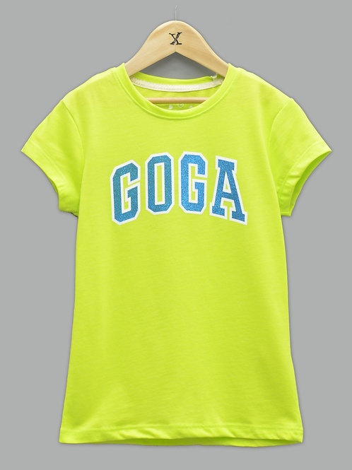 Playera Goga