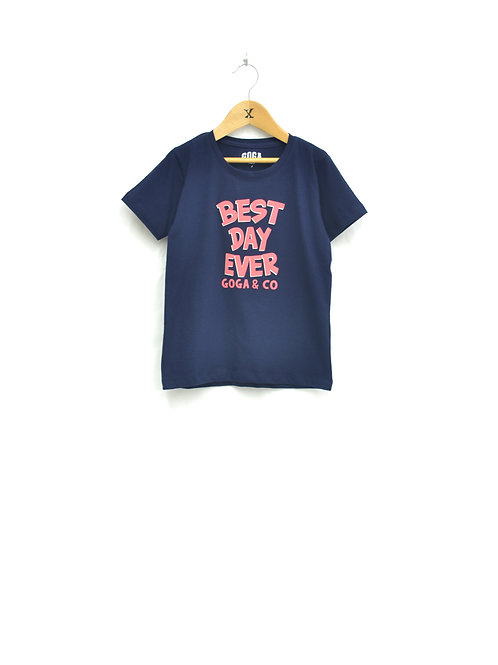Playera Best Day