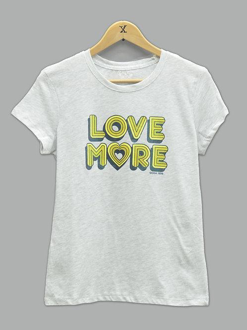 Playera LoveMore