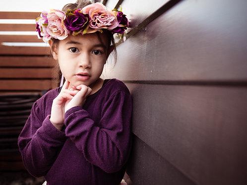 Princess Sleeve Merino