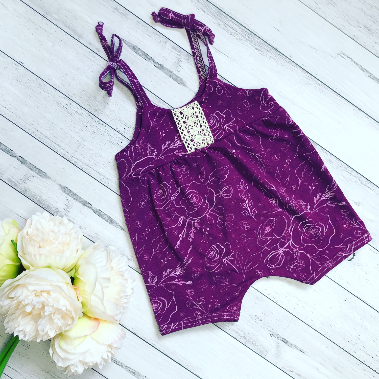 Rosie Romper or Dress