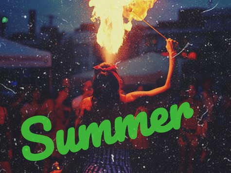 Summer Sinning