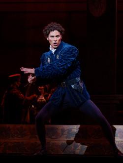 Mercutio in Romeo et Juliette