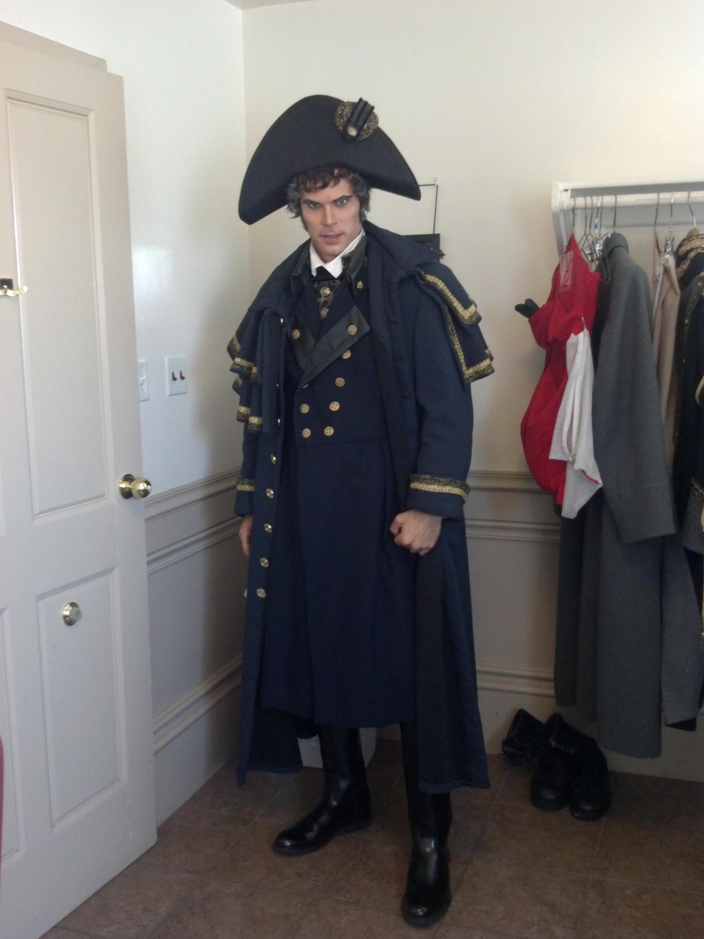 Javert Costume