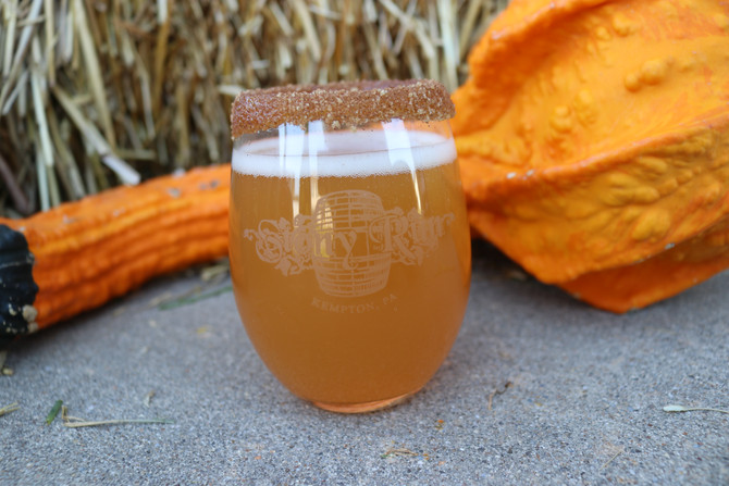 November Cocktails At Stony Run Winery