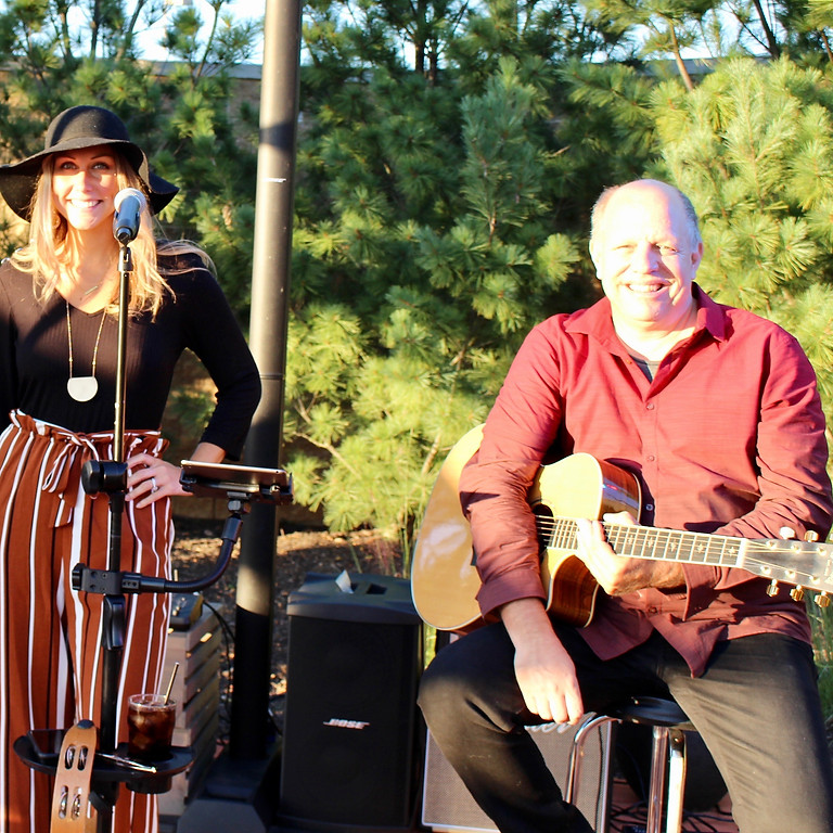 Live Music by Stef & Mike with Erin Kelly