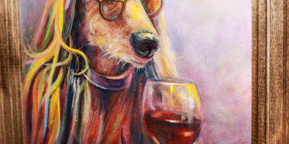 Art & Wine Reception