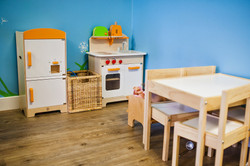 Group Care Kitchen