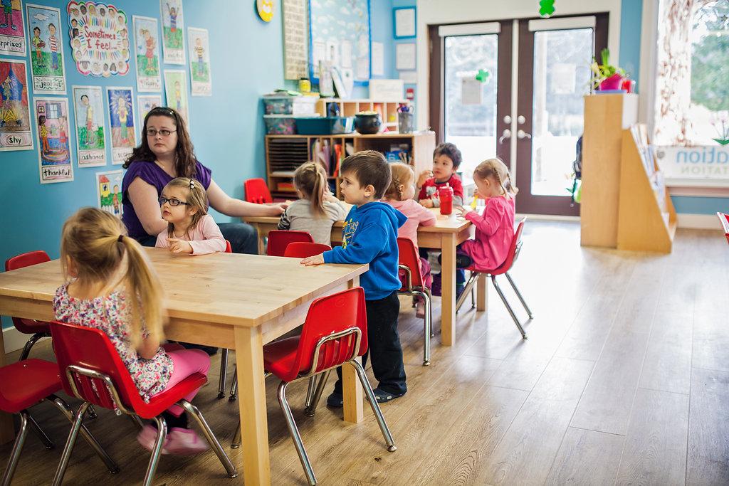 Preschool Enhanced Daycare