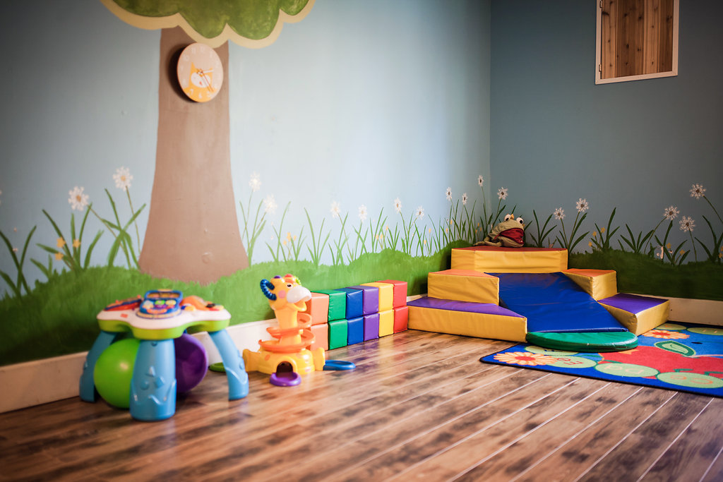 infant play room