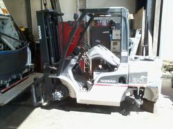Forklift repairs