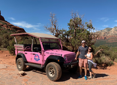 Sedona Arizona: Pink Jeep Tour