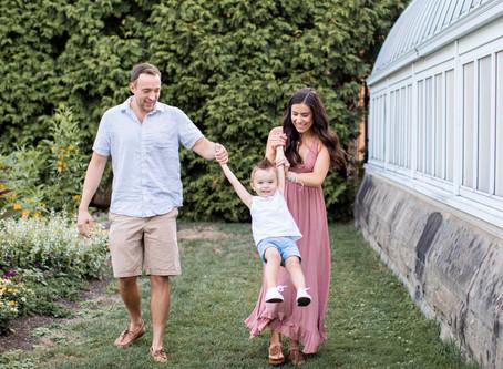 Schenley Park Summer Family Photos | The Kowalskis