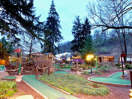 Rate the Date: Kniess' Mini Golf