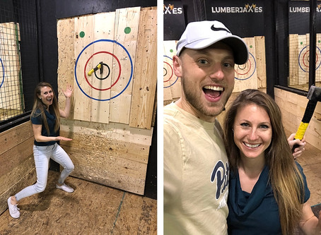 Rate the Date: Axe Throwing