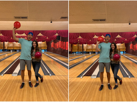 Rate the Date: Arsenal Bowling Double Date