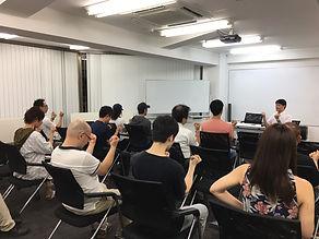 岩井隆介 講義