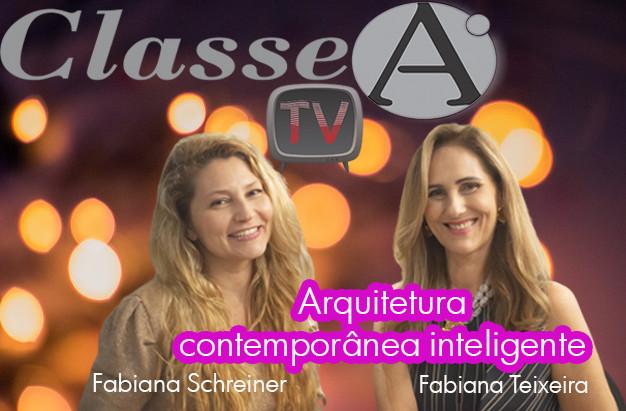 entrevista de Fabiana Schreiner com Fabiana Teixeira arquitetura contemporânea inteligente