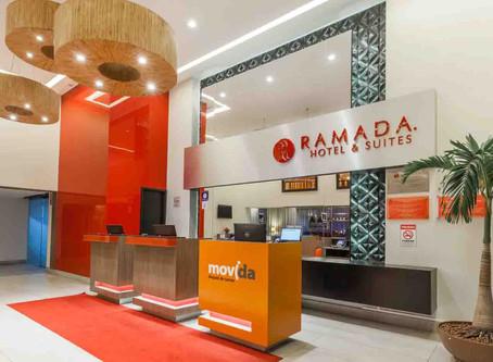 Dia da noiva ou lua de mel, o Hotel Ramada espera você