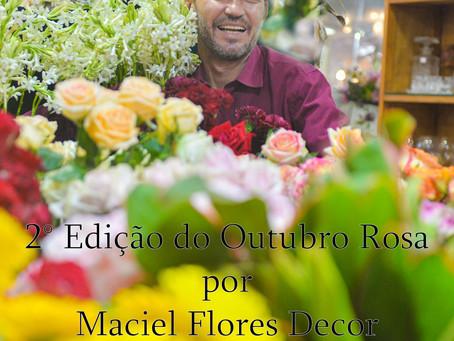 Outubro Rosa da Maciel Décor será marcado por homenagens
