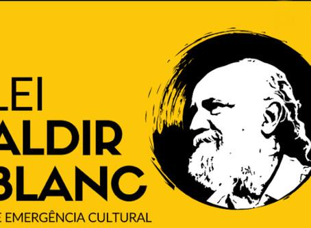 Lei Aldir Blanc - Lei de Emergência Cultural: