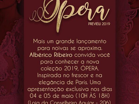 A Ópera de Albérico Ribeiro