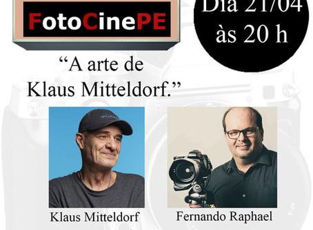 "Dica Wedding Day:  Live ""A arte de Klaus Mitteldorf""  com Klaus Mitteldorf & Fernando Raphael"