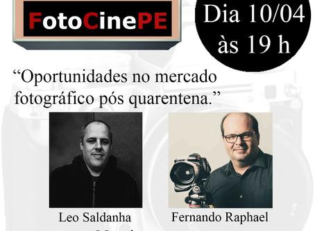 Dica Wedding Day: Live no Fotocinepe com Leo Saldanha da Revista Fhox & Fernando Raphael