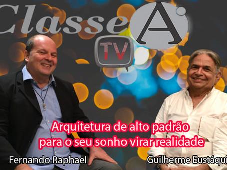 Arquitetura de alto padrão para seu sonho virar realidade por Fernando Raphael & Guilherme Eustáquio