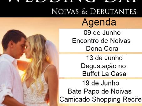 Agenda Weddingday Junho
